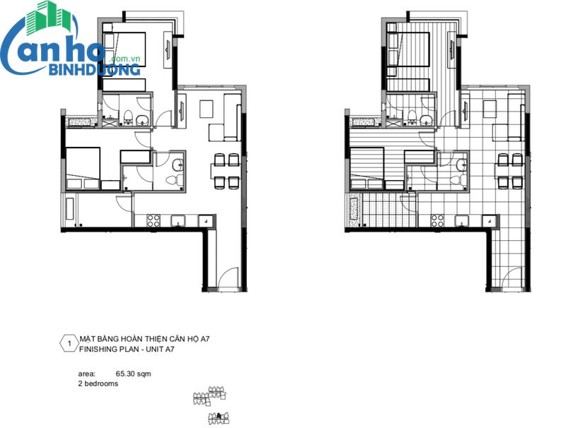 căn hộ habitat giai đoạn 2