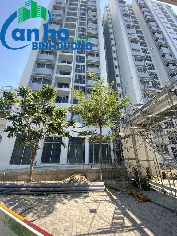 Tiến độ xây dựng giai đoạn 2 (Phase 2) căn hộ chung cư The Habitat Bình Dương đến ngày 05/04/2020