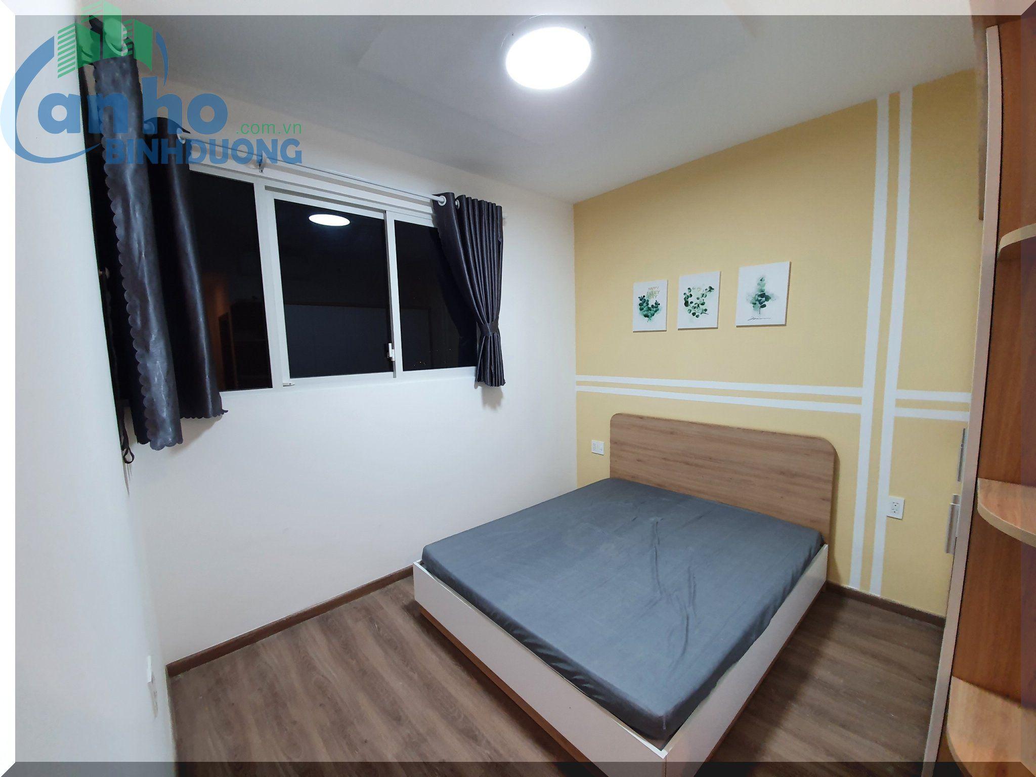 Cho Thuê Căn Hộ Chung Cư Habitat Bình Dương Giai Đoạn 2, Tầng 15 Full Nội Thất