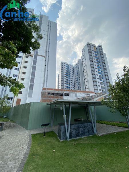 27/02/2020 - Tiến độ xây dựng căn hộ chung cư The Habitat giai đoạn 2