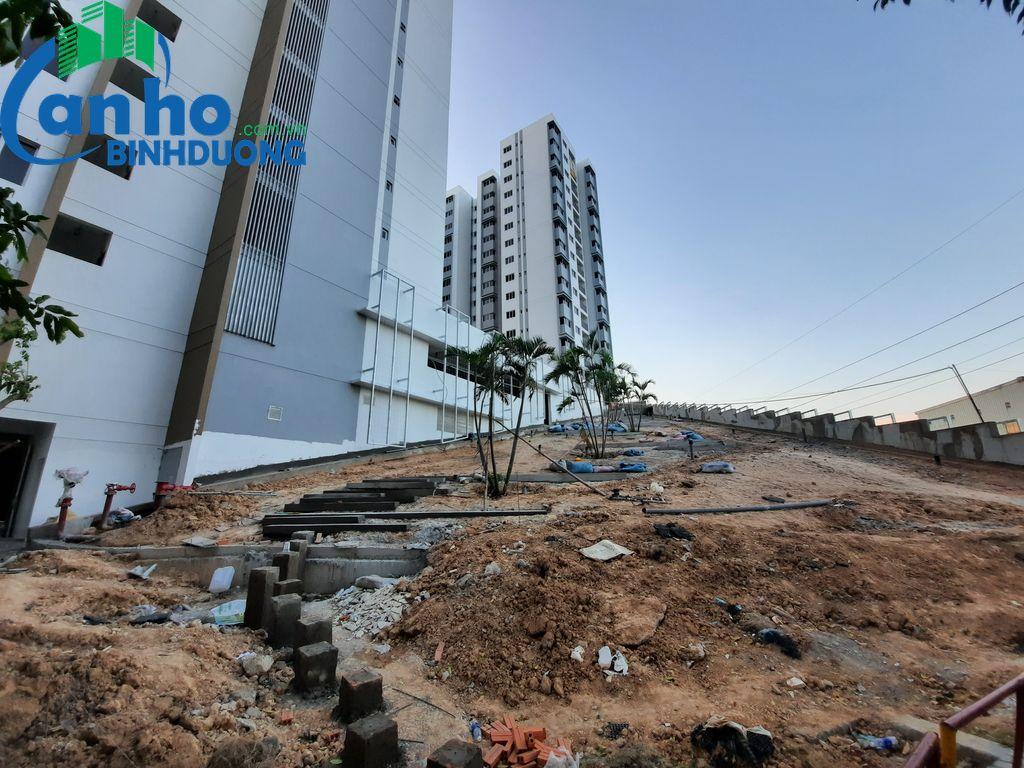 Tiến độ xây dựng giai đoạn 2 (Phase 2) căn hộ chung cư The Habitat Bình Dương đến ngày 08/05/2020