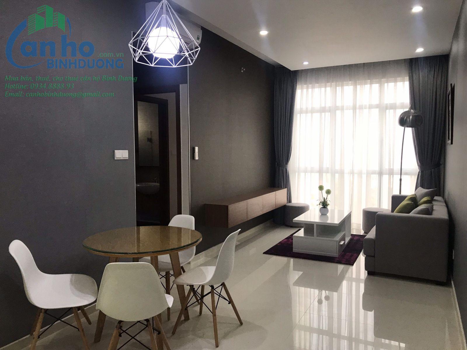 căn hộ habitat bình dương cho thuê