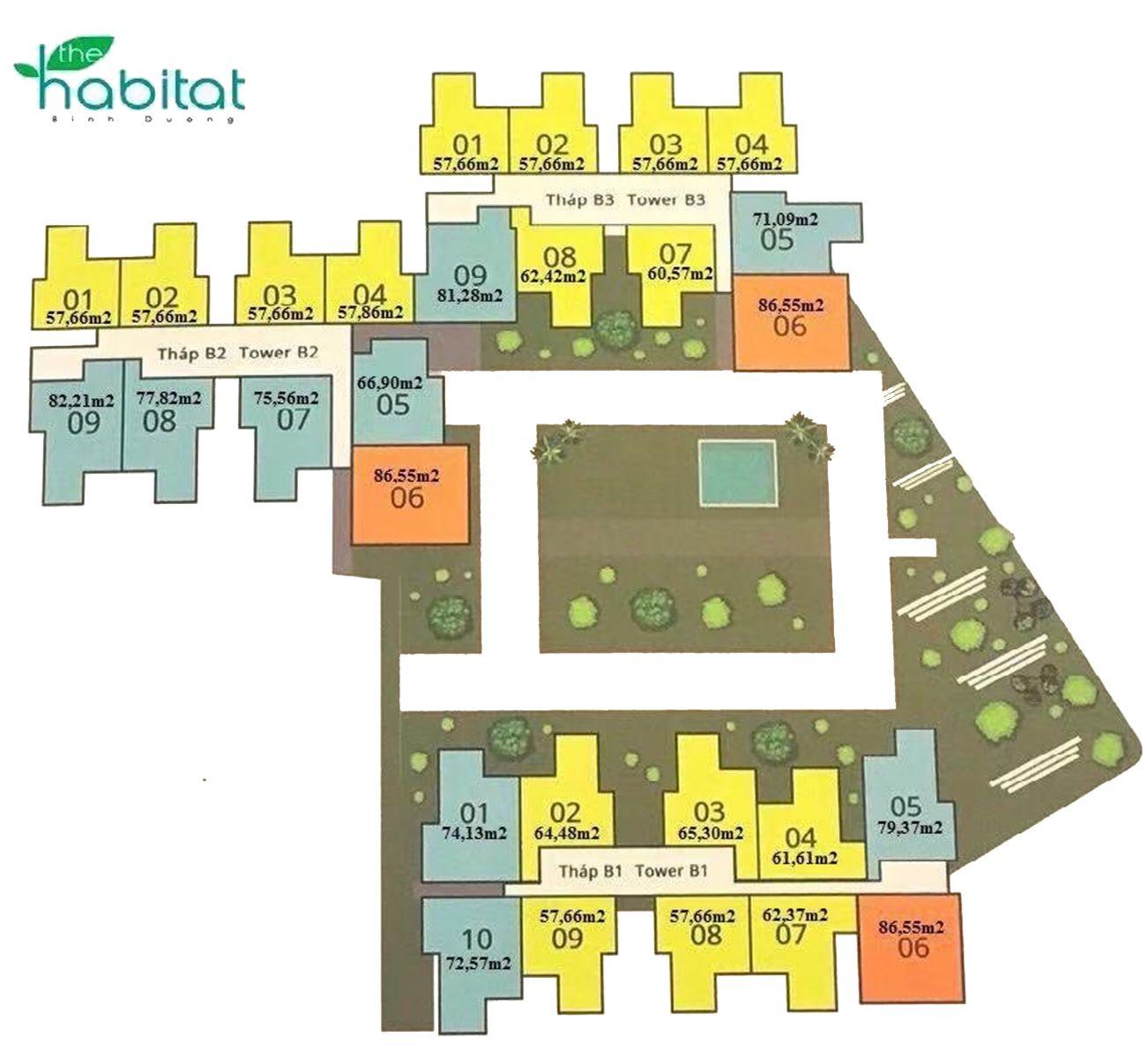 habitat giai đoạn 2