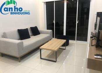 Căn hộ 3 phòng ngủ đầy đủ nội thất, tiện nghi tại tầng 08 chung cư Habitat cho thuê