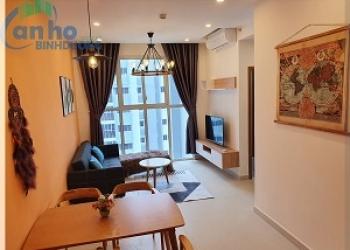 Căn hộ đầy đủ tiện nghi tại tầng 09 toà nhà The Habitat cho thuê