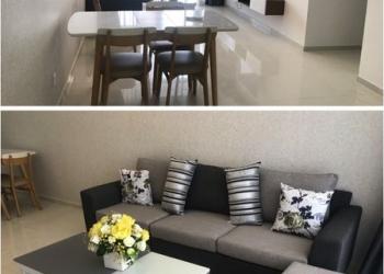 Căn hộ tầng 11 The Habitat cho thuê đầy đủ tiện nghi 600 USD/tháng