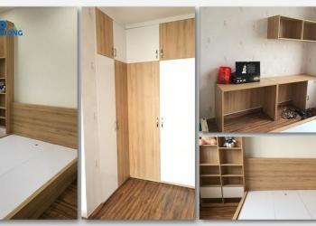 Cho thuê căn hộ tầng 09, dt 62 m2 tại The Habitat Bình Dương