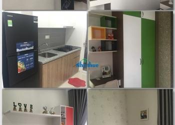 Căn hộ nội thất đẹp cho thuê tại khu căn hộ hạng trung tốt nhất Bình Dương